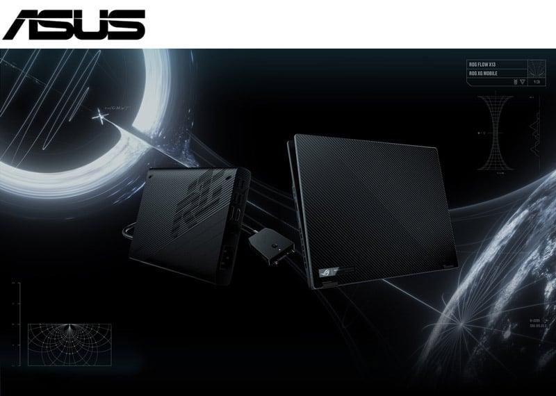 Asus Notebook ROG Flow X13 GV301QH