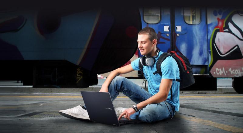 Asus Notebook VivoBook Flip 14