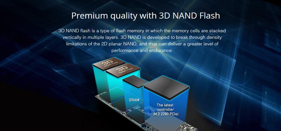 Addlink SSD S70 256GB R3000Mb/s W1000Mb/s