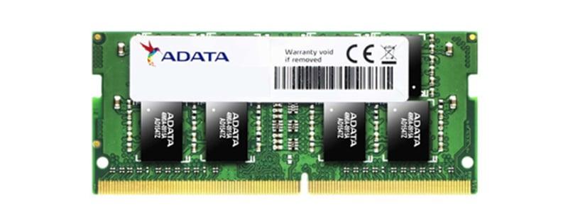 ADATA Ram Notebook DDR4 4GB/2666MHz. CL19 SO-DIMM