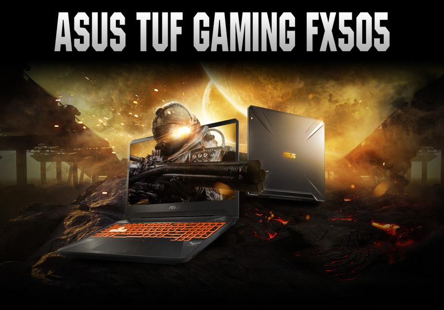 Asus Notebook FX505GD-BQ012T