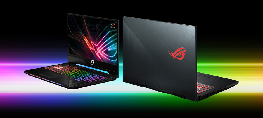Asus Notebook ROG Strix GL704GV-EV048T