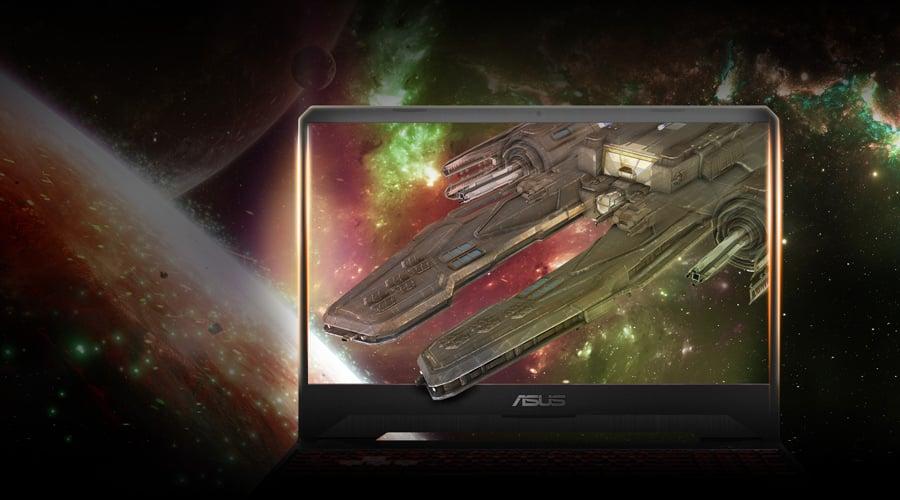 Asus Notebook TUF Gaming FX505DT-HN458T Black (A)