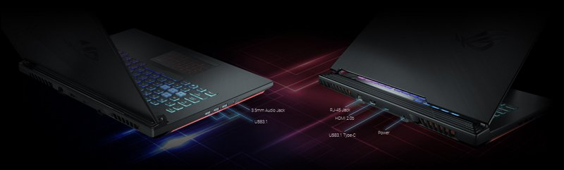 Asus Notebook ROG Strix G531GV-AL072T
