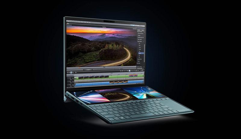 Asus Notebook ZenBook UX481FL-BM050T Blue