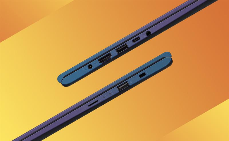 Asus Notebook VivoBook X412DA-EK342T Coral Crush