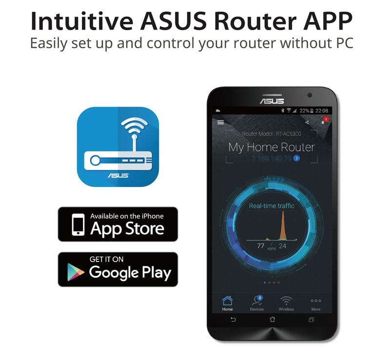 Asus RT-AX3000 AX3000 Dual Band WiFi 6 (802.11ax) Router