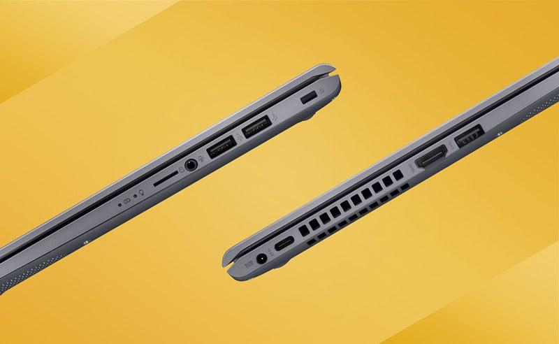 Asus Notebook VivoBook M409BA-BV006T Silver