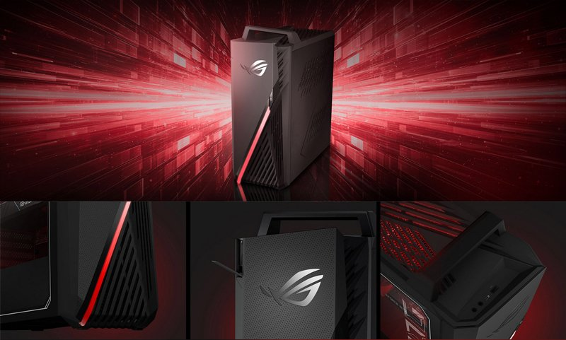 ASUS DESKTOP ROG STRIX G15DH-TH011T