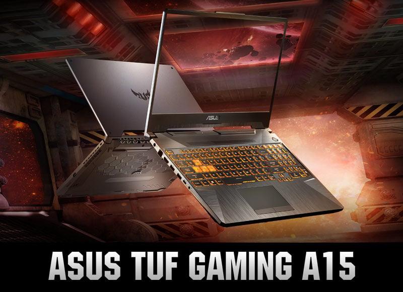 Asus Notebook TUF A15 FA506IU-HN174T (A)