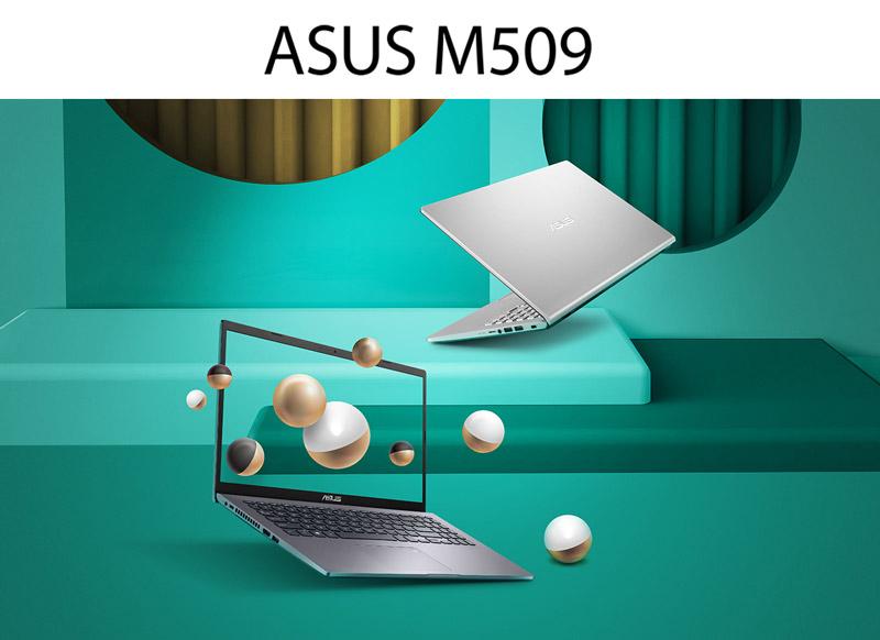 Asus Notebook M509DA-EJ380T Silver (A)