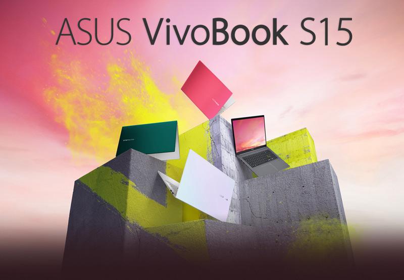 Asus Notebook VivoBook S15 D533IA-BQ016TS Black (A)