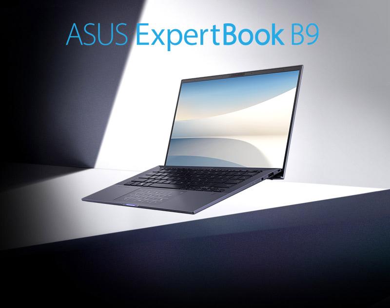 Asus Notebook ExpertBook B9450FA-BM0377R Black