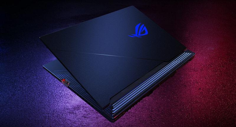 Asus Notebook ROG Strix G17 GL742LW-EV005T Black
