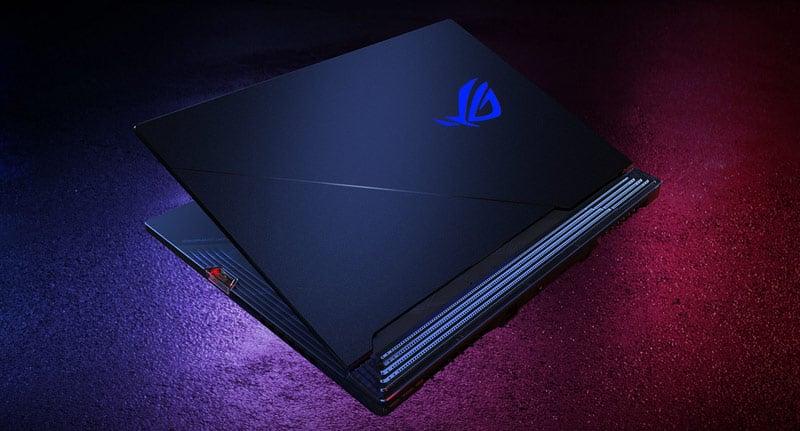 Asus Notebook ROG Strix SCAR 17 G742LWS-HG078T Black