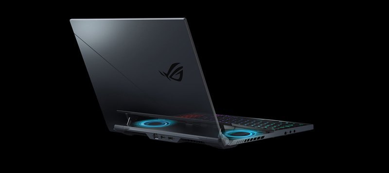 Asus Notebook ROG Zephyrus Duo 15 GX550LXS-HC060T Gray