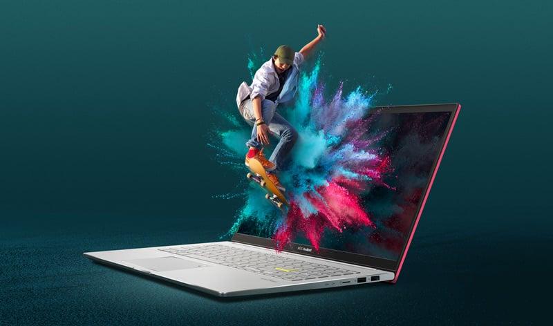 Asus Notebook ViVoBook S15 S533JQ-BQ027TS White