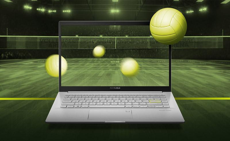 Asus Notebook VivoBook 14 D413IA-EB248TS Gold (A)