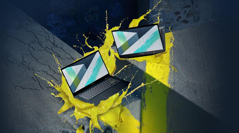 Asus Notebook VivoBook Flip 14 TM420IA