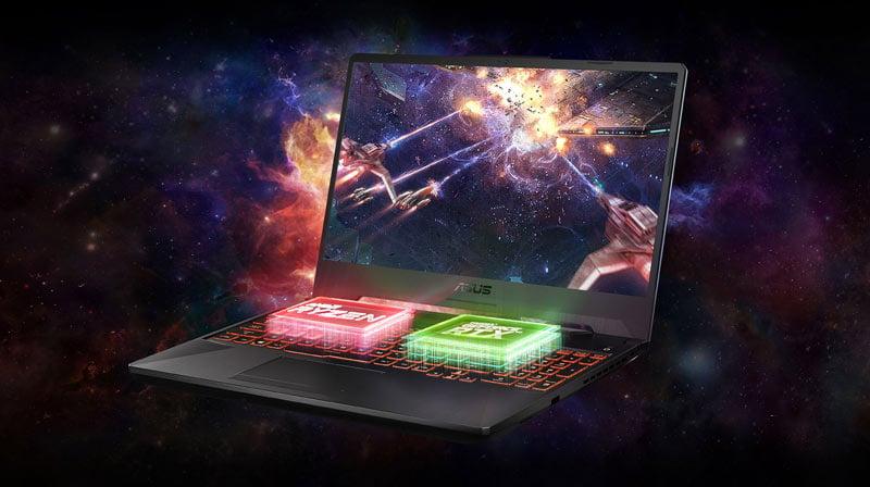 Asus Notebook TUF Gaming A15 FA506II-HN162TS Gray (A)