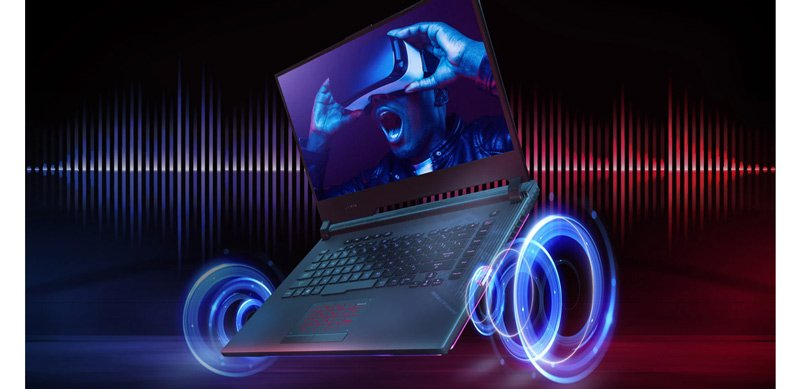 Asus Notebook ROGStrixSCAR 17 G742LXS-HG080T Black