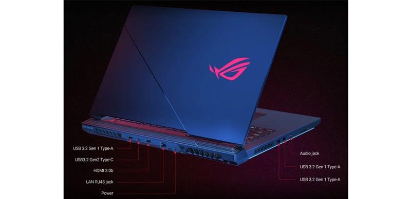 Asus Notebook ROGStrixSCAR 17 G742LXS