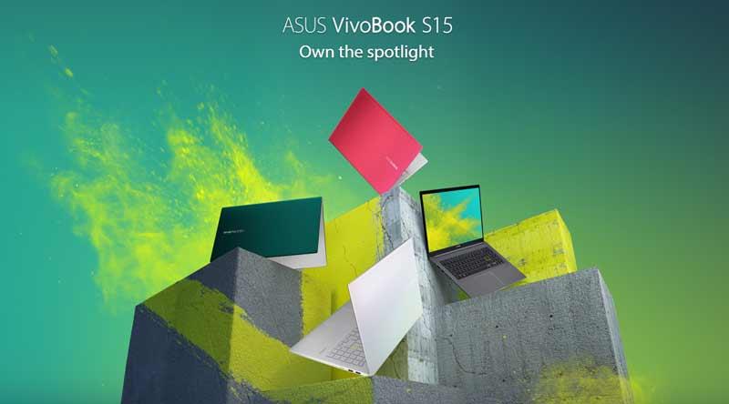 Asus Notebook VivoBook S15 S533