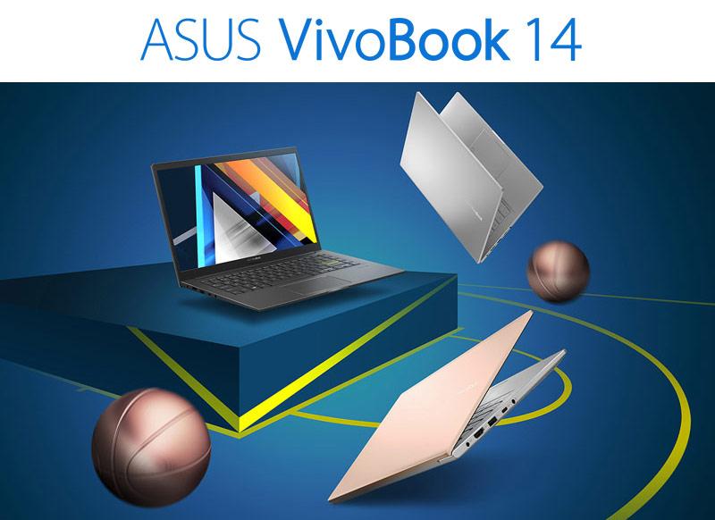 Asus Notebook VivoBook S14 S413EA-EB123TS Black