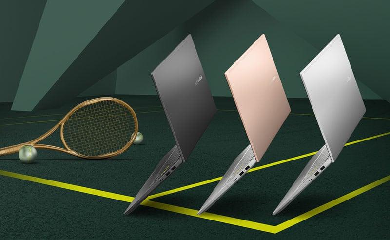 AAsus Notebook VivoBook S14 S413EA-EB123TS Black