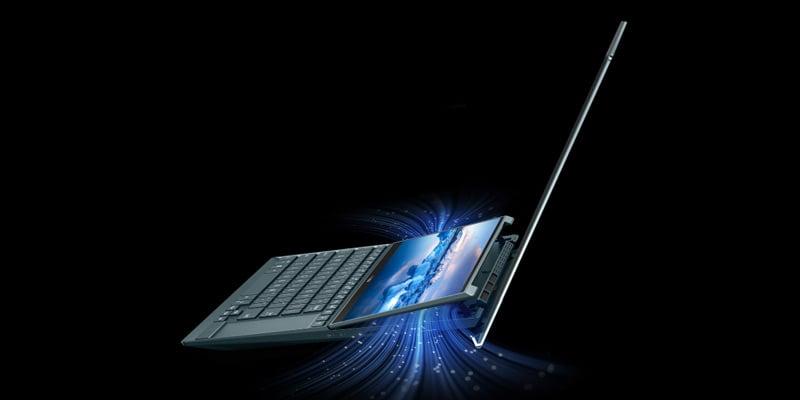 Asus Notebook ZenBook Duo 14 UX482
