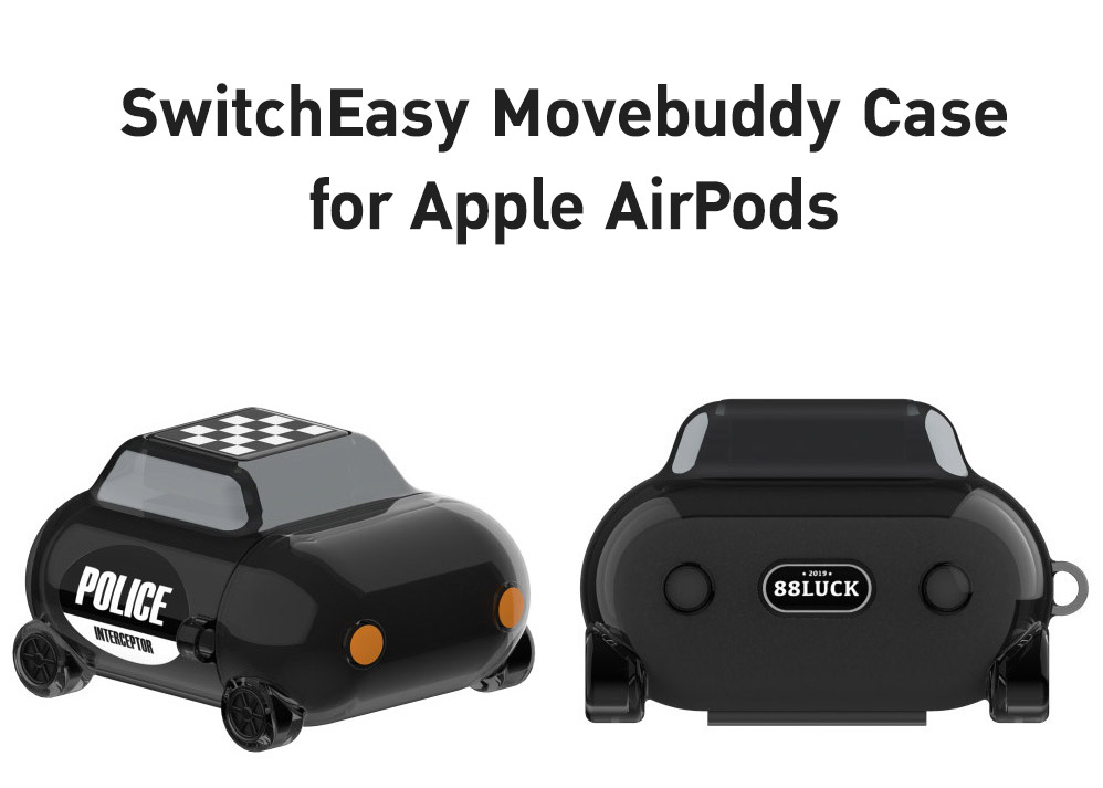 SwitchEasy Movebuddy for AirPods Case