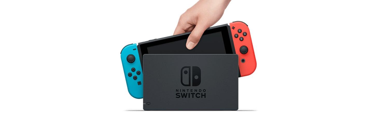 Nintendo Switch-H : Nintendo Switch Console Gray (R3)