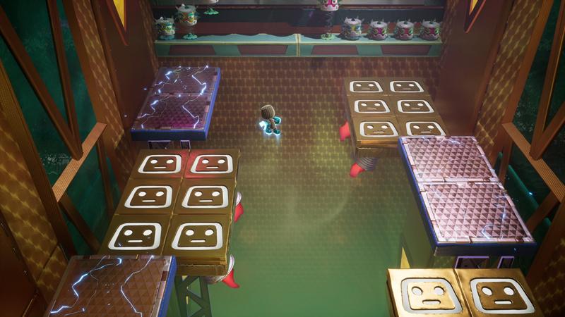 PlayStation PS4-G : Sackboy: A Big Adventure Standar