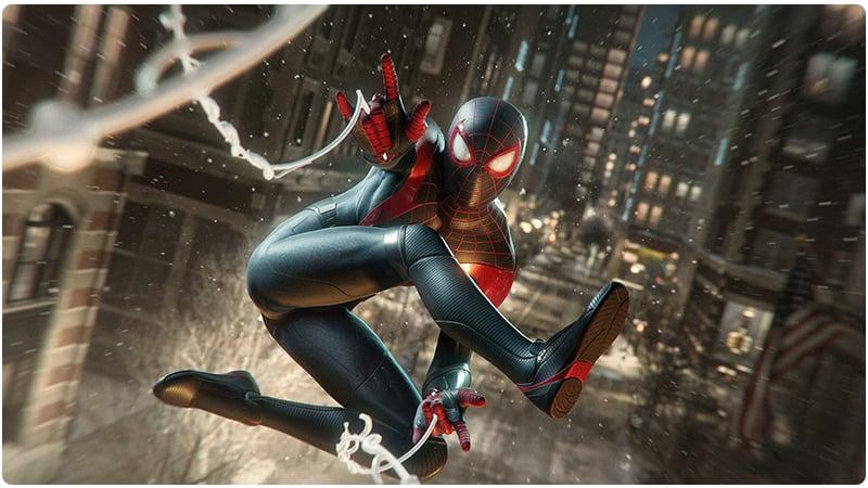 PS5 Marvel's Spider-Man: Miles Morales (EN Ver)