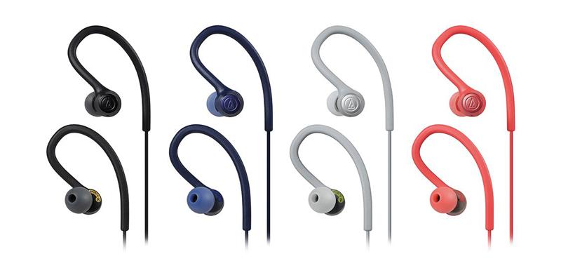 Audio Technica Headphone In ear Sport10 Black
