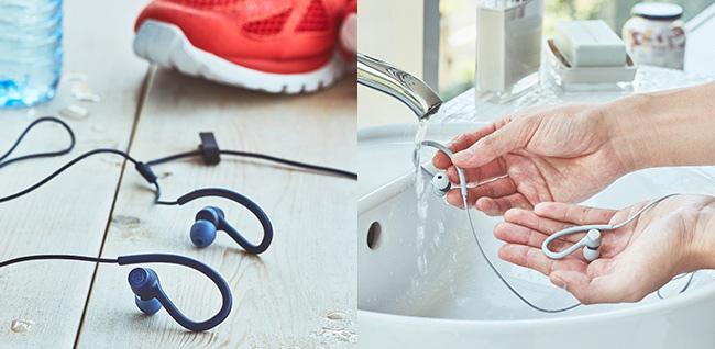 Audio Technica Headphone In ear Sport10 Gray