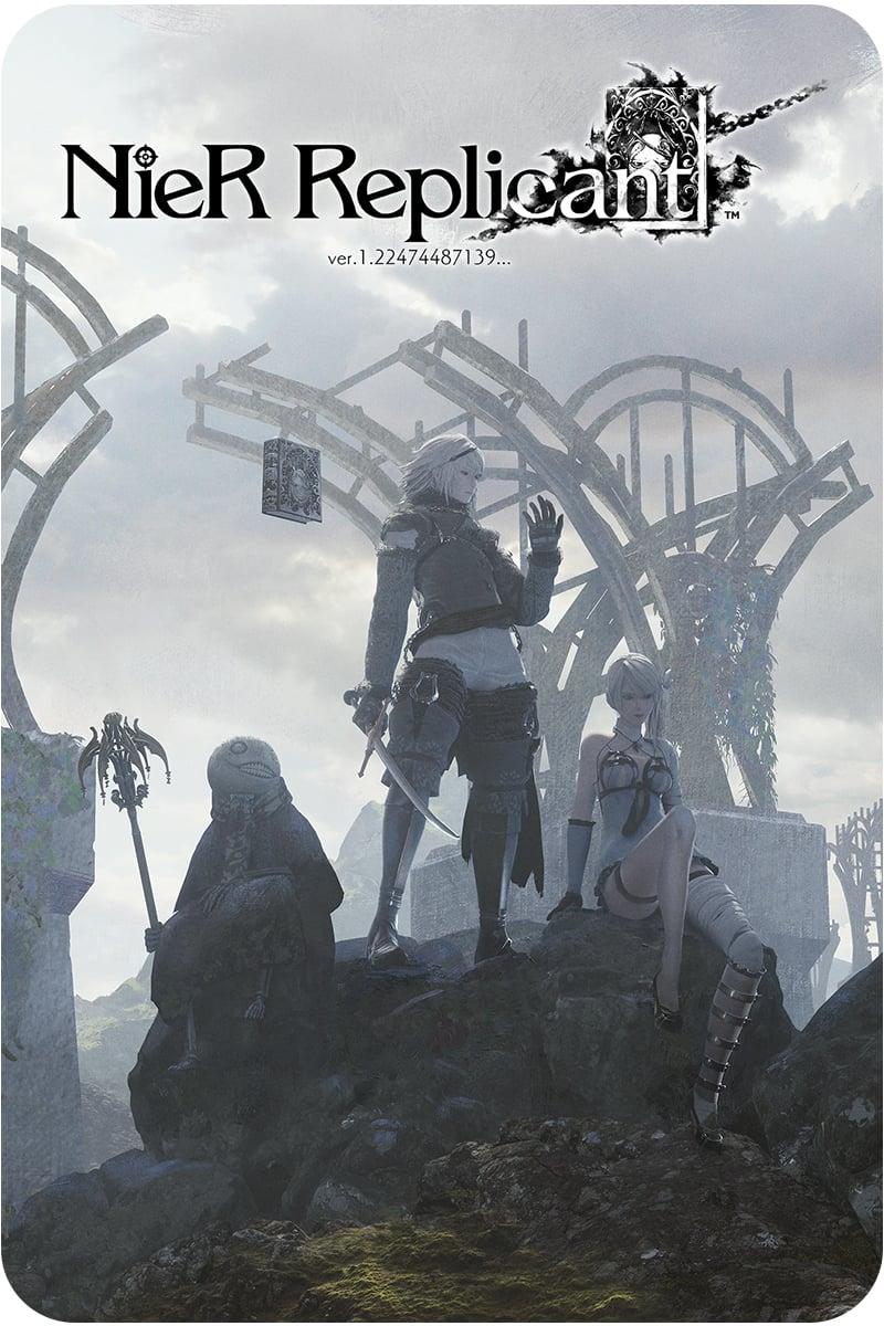 PlayStation PS4 : Nier Replicant Ver. 1.22474487139