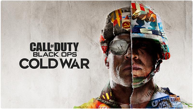 PS5 Call of Duty: Black Ops Cold War (EN Ver)q