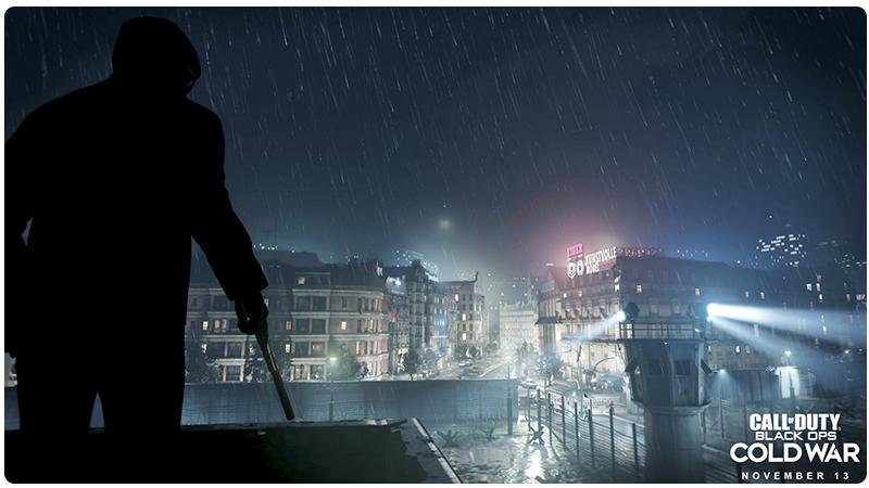 PS5 Call of Duty: Black Ops Cold War (EN Ver)
