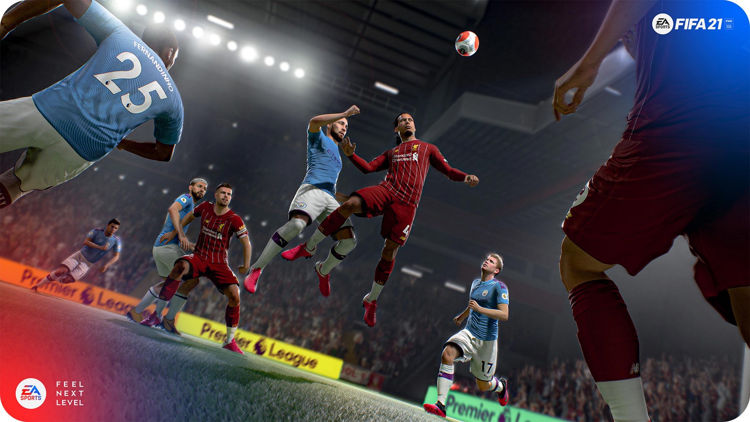 PlayStation PS4-G : FIFA 21 (R3) (EN)