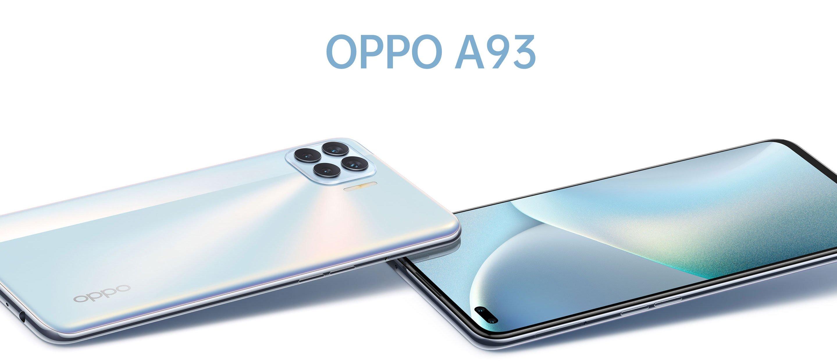 OPPO Smartphone A93