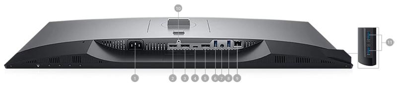 DELL MONITOR UltraSharp U2421HE (IPS 60Hz)