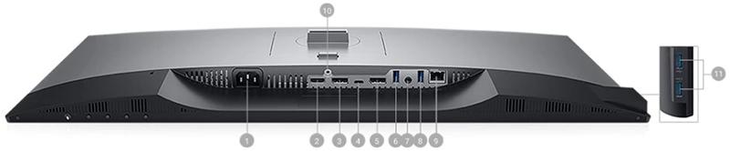DELL MONITOR UltraSharp U2721DE (USB-C IPS 2K)