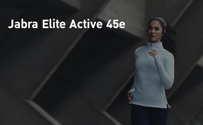 Jabra Headset Elite Active 45E Mint