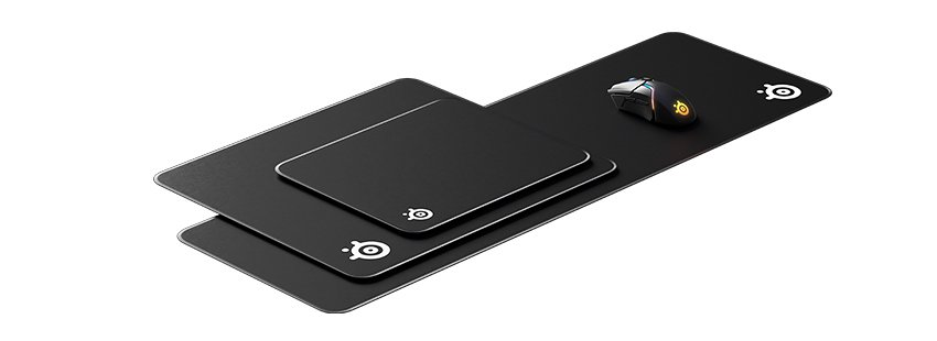 SteelSeries Mouse Pad QcK Edge M Size