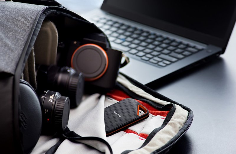 SanDisk SSD Extreme Pro Portable 2TB (SDSSDE80)