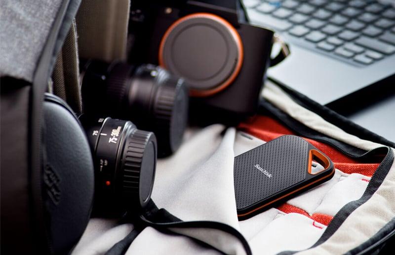 SanDisk SSD Extreme Pro Portable (SDSSDE81)