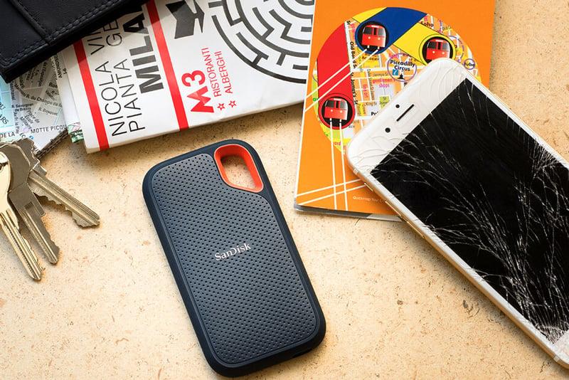 SanDisk SSD Extreme Portable (SDSSDE61)