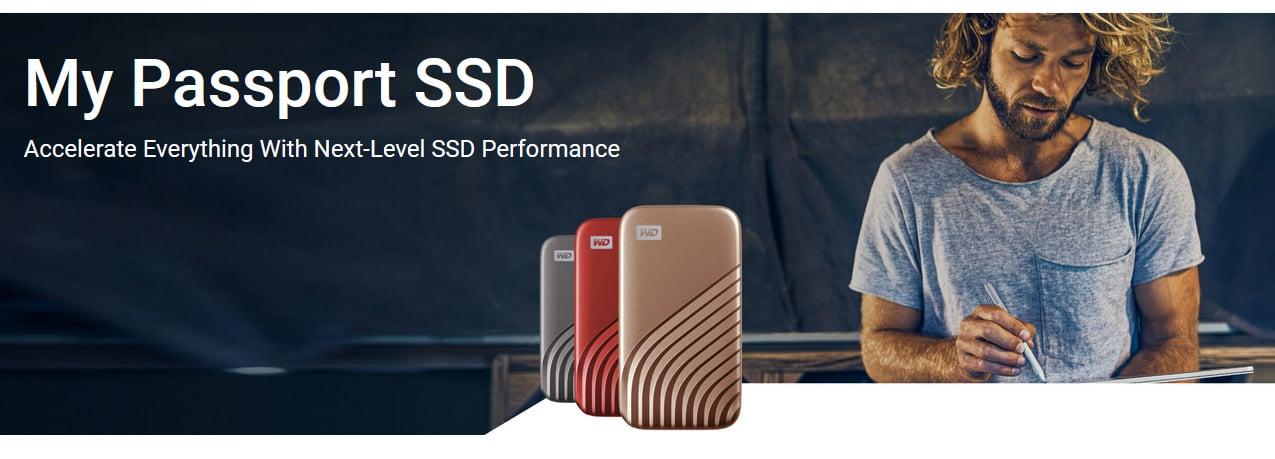 My Passport? SSD