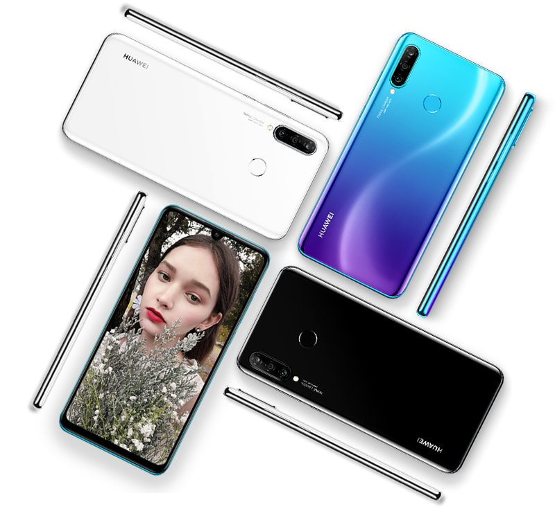 Huawei Smartphone P30 Lite Pearl White